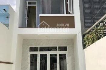 Cần bán nhà quận 10, 4 tầng, thông ra Lê hồng Phong, DT 34m2 giá chỉ 4,9 tỷ.