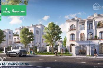 Chính chủ cần bán gấp căn biệt thự song lập Ngọc Trai 12 - 05 dự án Vinhomes Ocean Park Gia Lâm