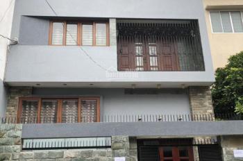 Nhà 1 trệt 4 lầu DT: 8x10m - DTSD: 360m2, đường lớn trước nhà 12m Lạc Long Quân, P9, Q. Tân Bình