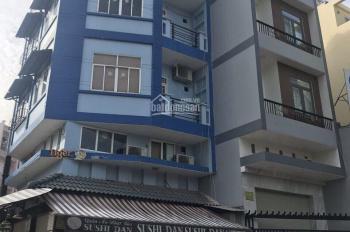 Nhà bán căn góc 2 mặt tiền hẻm nhựa 6m Thành Thái, DT 4.5x14m, 4 lầu, ST, 13.8 tỷ TL, 0961.677.678