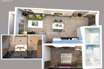 Bán 2 căn hộ view biển Gateway Vũng Tàu chênh lệch tốt nhất, thanh toán 15%, 0917.500.178 (zalo)