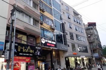 Cho thuê nhà ngõ 9 Hoàng Cầu (khu đông dân VP), DT 70m2 x 5 tầng, MT 6m, thông sàn, có TM