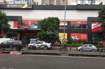 Cho thuê nhà mặt phố Vũ Trọng Phụng, Thanh Xuân, HN, DT 45m2 x 5 tầng, thông sàn, mặt tiền 5,5m