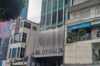 Bán nhà mặt tiền Đặng Thị Nhu, P. Nguyễn Thái Bình, Q. 1. DT: 8 x 22,5m, giá 78 tỷ