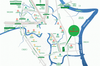 Mở bán đợt cuối Căn Hộ Q7 Boulevard Nguyễn Lương Bằng, Q7. Tập Đoàn Hưng Thịnh gía chỉ 38 triệu/m2