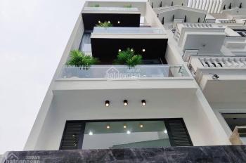 Không thể tin được nhà 4 lầu cực đẹp ngay Aeon Mall Tân Phú, HXH 6m DT 4.5mx11m, giá chỉ 5,5 tỷ