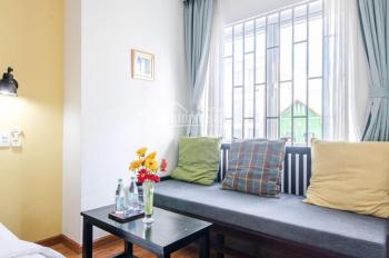 Cho thuê tòa nhà 7 tầng có 34 căn hộ DV nội thất sang trọng ngay trung tâm Big C Tân Bình, 150tr/th