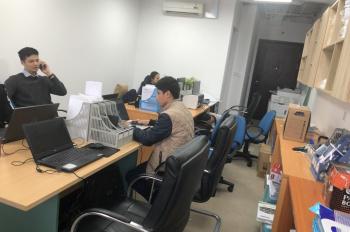 Chính chủ cho thuê căn hộ studio làm văn phòng dự án Vinhomes D'capitale