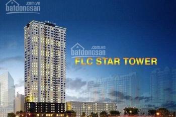 Cần bán cắt lỗ căn hộ FLC - 418 Quang Trung, giá từ 1,4 tỷ, 3PN, 2 WC, bao phí: 0971.962.226