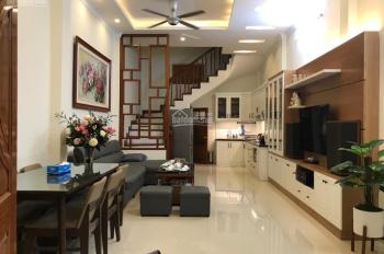 Bán nhà ngõ 255 Nguyễn Đức Cảnh, Hoàng Mai, 33m2x4T, ô tô đỗ cửa, sân chung 90m2, giá 2.8 tỷ