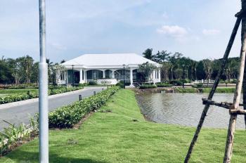 Đất nền biệt thự ven sông quận 9 Saigon Gaden Villas, giá chỉ 21tr/m2, LH: 0907288816