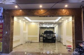 Bán nhà ngõ 19 Lạc Trung, 42m2, 6T thang máy, MT 6m, ô tô 7 chỗ vào nhà, giá 5.7 tỷ