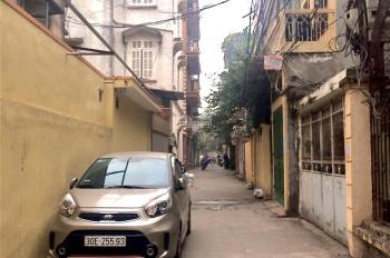 Bán nhà ngõ 433 Kim Ngưu, 42m2, 6T thang máy, MT 6m, ô tô 7 chỗ vào nhà, giá 5.7 tỷ