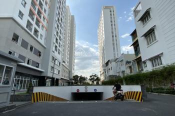 Cho thuê căn hộ view MT đường Số 7 - tầng trung thiết kế nhỏ xinh - giá thuê 10tr - 2PN - 1WC