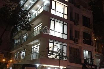 Cho thuê nhà mặt phố Cửa Bắc, 2 mặt tiền, diện tích mặt bằng 50 - 120m2