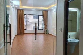 Bán nhà 6 tầng 45m2 sang trọng cách Hồ Tây 100m, ngõ 10 Võng Thị, Bưởi, Tây Hồ, 6,1 tỷ