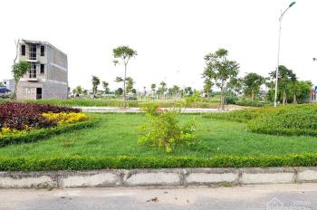 Chính chủ bán lô đất nền sổ đỏ 81m2 mặt khuôn viên cây xanh khu đô thị Kỳ Đồng, LH 0965149666