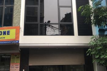 Bán nhà kinh doanh 2 mặt phố lớn Kim Đồng Giáp Bát 6T 50m2 có thang máy, giá 11,6 tỷ