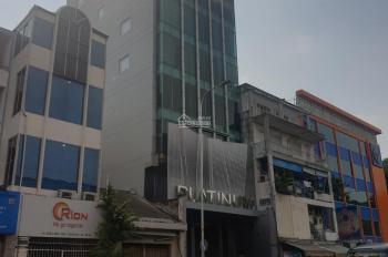 Cho thuê khách sạn MT Bùi Thị Xuân, Quận 1, DT: 6x22m, trệt, 5 lầu 30 phòng, giá: 254,32 tr/th TL