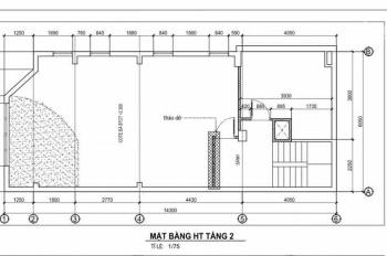Cần bán gấp nhà 2 MT xoay vốn KD Nguyễn Thị Minh Khai, 6x16m, 6 tầng, HĐT: 120tr, giá 38 tỷ TL