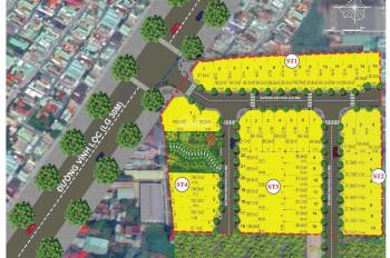 Chính CĐT Sista Land, bán 10 lô đẹp, SHR, XDTD, mặt tiền Vĩnh Lộc, 077.972.9909