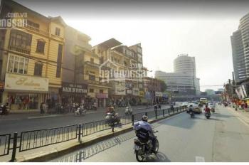 Bán nhà mặt đường phố Chùa Bộc quận Đống Đa, S 100m2, kinh doanh sầm uất, tấp nập