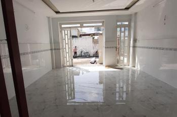 Nhà 1 trệt, 1 lầu mặt tiền đường 6, Nguyễn Duy Trinh, DT đất 80m2, giá chỉ 3,28 tỷ