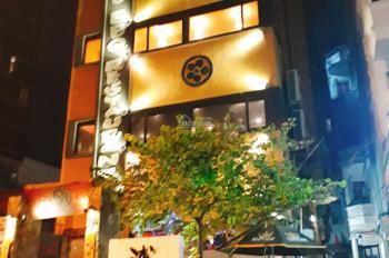 Cho thuê căn MT vị trí siêu đẹp đối diện Bitexco Hải Triều Q1 DT: 4.4x16m, 3 tầng mới giá: 160tr/th