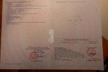 Chính chủ cần bán đất đấu giá Phú Lương Quận Hà Đông HN NO05 LKO2. LH 0393273275