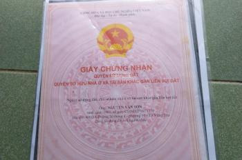 Bán đất hẻm Đô Lương, Phường 11, thành phố Vũng Tàu