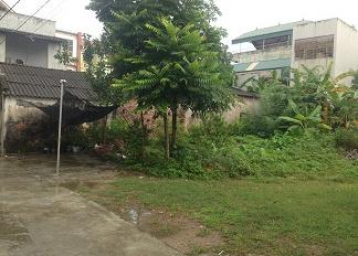 Bán thửa đất số 100 tại ngách 24 ngõ 2 phố Hoàng Diệu, thị xã Sơn Tây, Tp Hà Nội