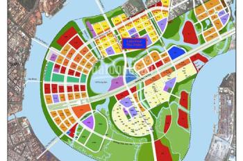 Cần bán gấp Nhà Phố Lakeview Thủ Thiêm (CII) Q2. Hầm, 4 lầu, sân thượng, 30 tỷ 500 đã TT 70%