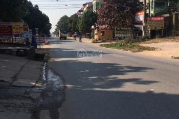 Cần bán đất đường Nguyên Hồng, song song với đường Minh Khai, 4,5 x 17m. Giá 2,5 tỷ