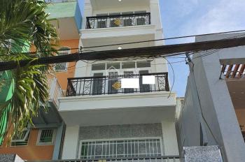 Cho thuê nhà hẻm 8 Tân Hóa, P1, Q11, TPHCM, 65m2, 5 tầng, giá thuê 60 triệu/tháng