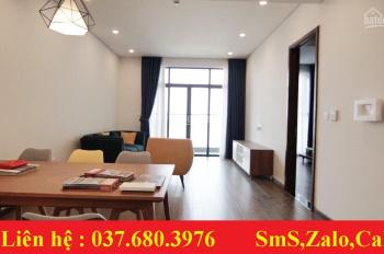 Nhà đẹp! Cho thuê căn hộ chung cư Sun Ancora Lương Yên 2PN full nội thất 100m2, giá 21 tr/tháng