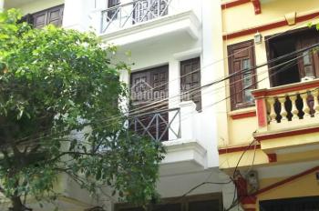 Cho thuê nhà khu phân lô Đầm Trấu - Hai Bà Trưng, DT 50m2, 5 tầng, nhà mới, 16tr/th 0938218111