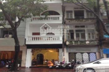 Nhà bán MT Trần Quang Khải, 4m x 22m, nở hậu 6m. 4 lầu, giá chỉ 30 tỷ