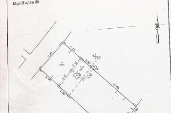 Bán nhà 527/15a Cách Mạng Tháng 8, P13, Quận 10, DT đẹp 7,2 x 20m, DTCN 149m2. Giá lộc tết: 14,5 tỷ