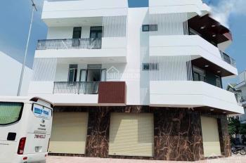 Nhà mới 2 mặt tiền cần cho thuê đường lớn KĐT Hà Quang 2 thích hợp mở spa, massage, công ty