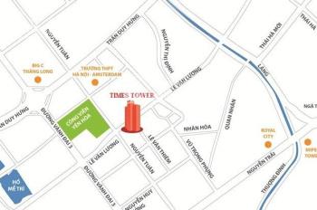 Bán suất đối ngoại đẹp nhất dự án Times Tower 35 Lê Văn Lương. Giá chỉ từ 28.5tr. LH: 0989900124