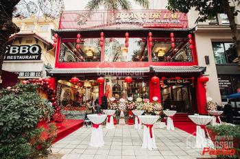 Tôi cần cho thuê nhà 34 Nguyễn Chánh S90-330m2x4t mt6m kd nhà hàng cafe shop giá 50 tr 0934406986