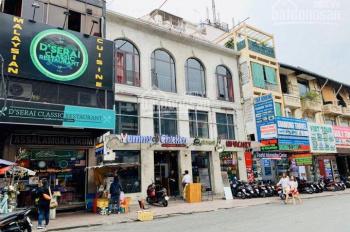 Chính chủ cần cho thuê nhà đất 1000m2 MT Trương Định Quận 3. Giá:500 triệu/tháng