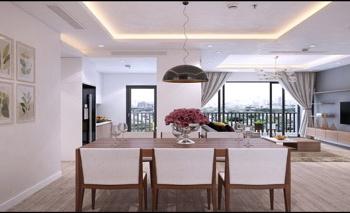 Bán căn hộ suất NG giá 4 tỷ DT 122m2, 3 PN, 2 WC ở 82 Nguyễn Tuân