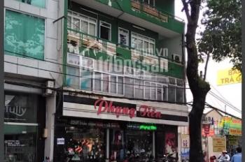 Cho thuê gấp MT Trần Quang Khải, Quận 1 ngang 9.5x10.5m, trệt 3 lầu. Giá 90 tr/th - 0989685403