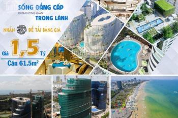 Chỉ 750 triệu sở hữu Căn hộ Gateway Vũng Tàu, 1PN - 3PN, Quý 1/2020 bàn giao, LH 0938848805