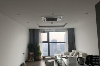 Cần cho thuê CHCC 130m2, toà 24T2- Hoàng Đạo Thuý, full nội thất, nhà đẹp, giá 12 tr/th. 0934455563
