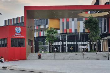 Bán nhà mặt tiền kinh doanh 5x21m, xây 1 trệt 3 lầu, sổ hồng ngay KĐT Vạn Phúc