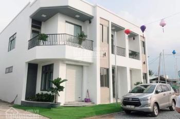 Nhà 1 trệt, 1 lầu, 4*16m, chỉ thanh toán 850tr nhận nhà, full nội thất. LH 0934054046 Nhất