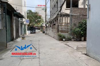 Bán 38m2 nhà đất đường 6m hướng Tây Nam gần chợ 230 Sài Đồng, Long Biên. LH 097.141.3456