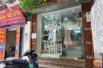 Cho thuê cửa hàng riêng biệt DT 25m2, MT 4m, mặt phố Đào Duy Từ, HK giá chỉ 17 tr/th. LH 0948435258